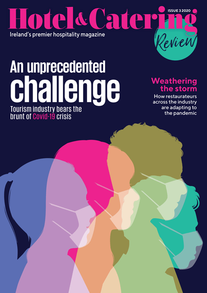 Hotel & Catering Review March 2020 Cover