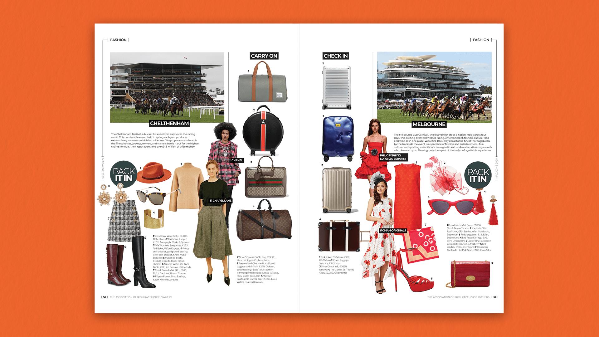 AIRO 2020 - Fashion Spread