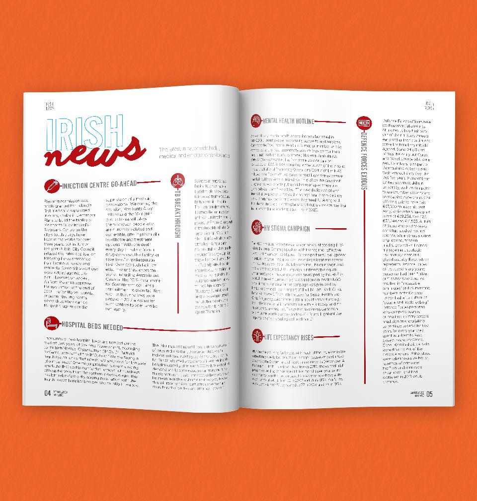 Ambulance Yearbook 2020 News
