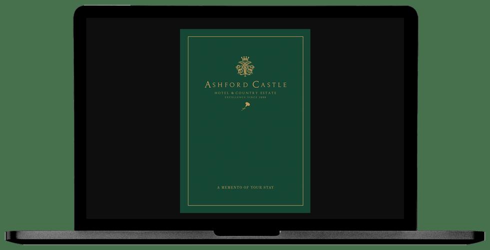Ashford Castle 2019 Laptop Cover