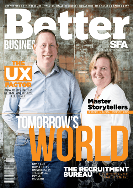 Better Business Spring 2019 Cover