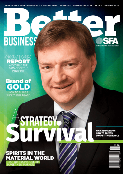 Better Business Spring 2020 Cover