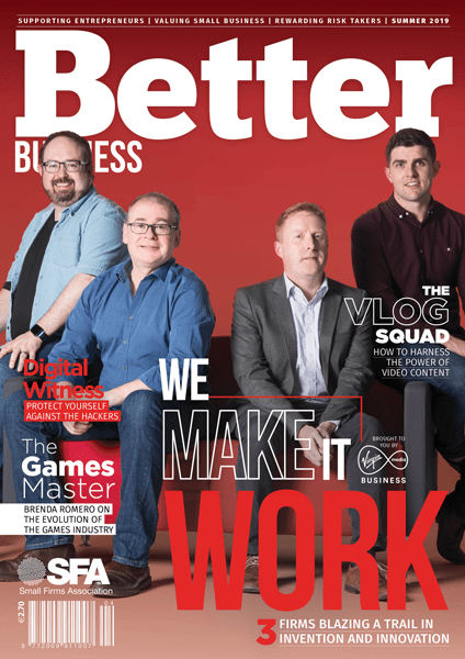 Better Business Summer 2019 Cover