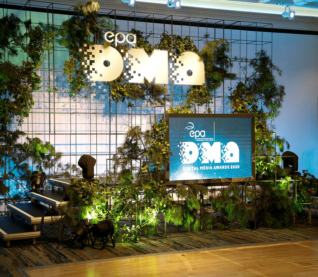 DMA 2020 Stage
