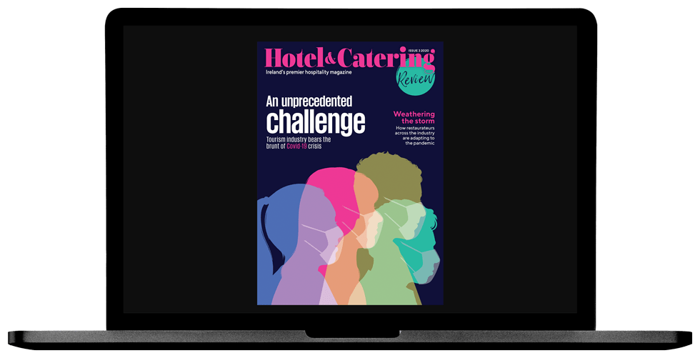 Hotel and Catering Review March 2020 Laptop Image