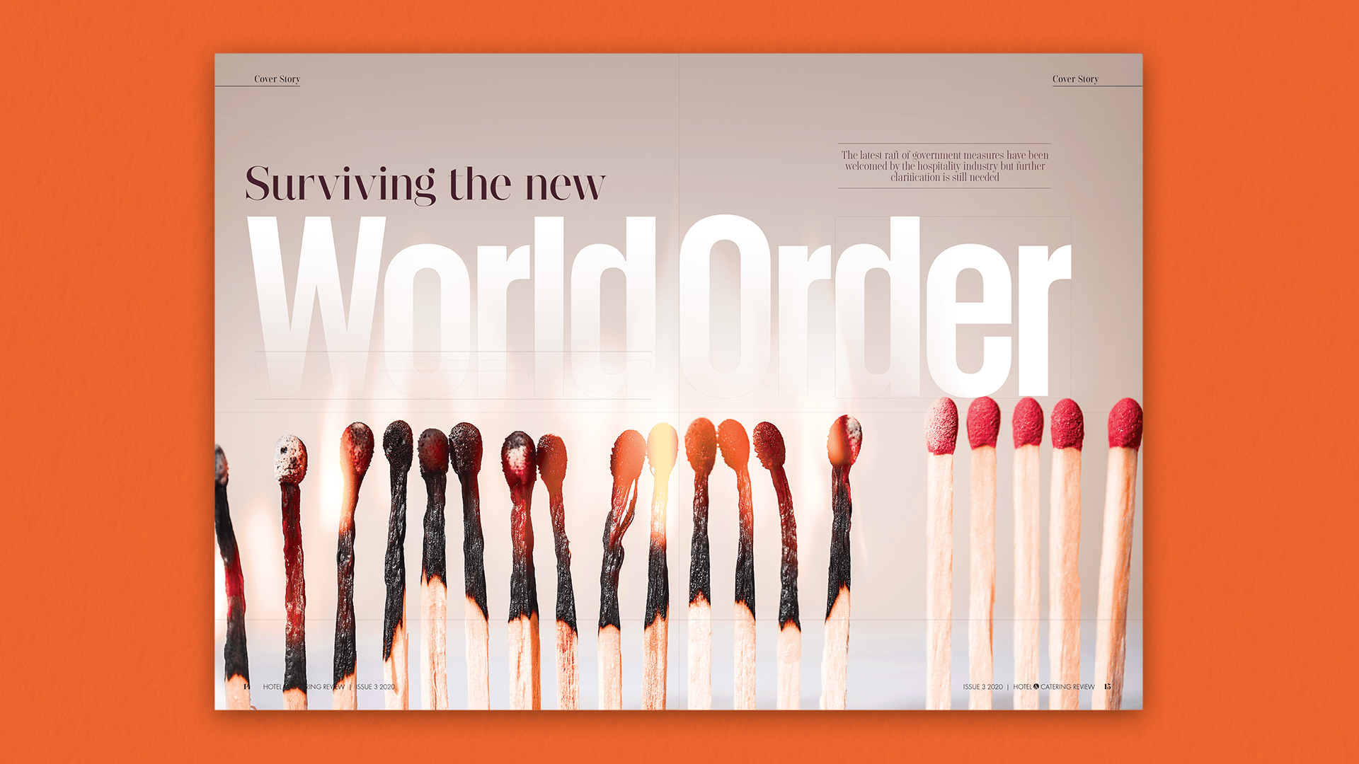 Hotel and Catering Review March 2020 Cover Story A