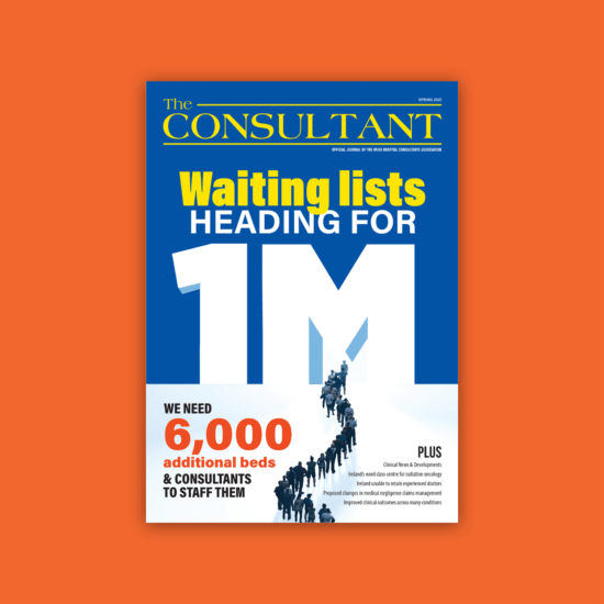 Consultant Spring 2021 Main Image Cover