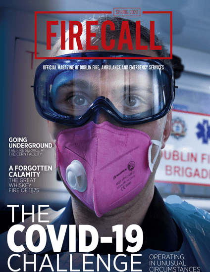 Firecall Spring 2020 Cover