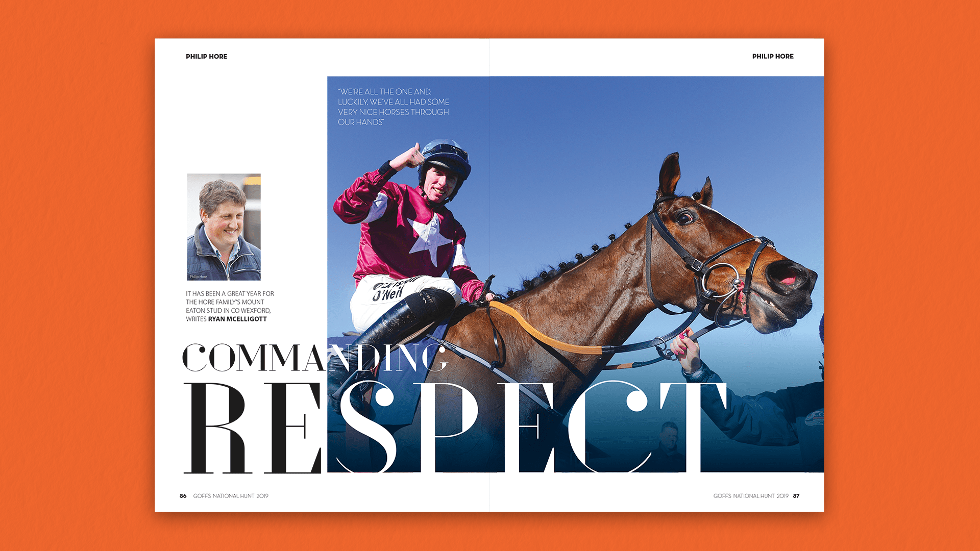 Goffs National Hunt 2019 Feature Spread C