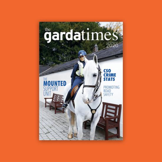 The Garda Times Yearbook Main Image - 650 x 650