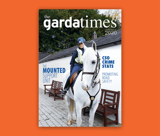 The Garda Times Yearbook Main Image - 650 x 650