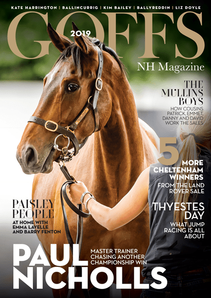 Goffs National Hunt 2019 Cover 424x600