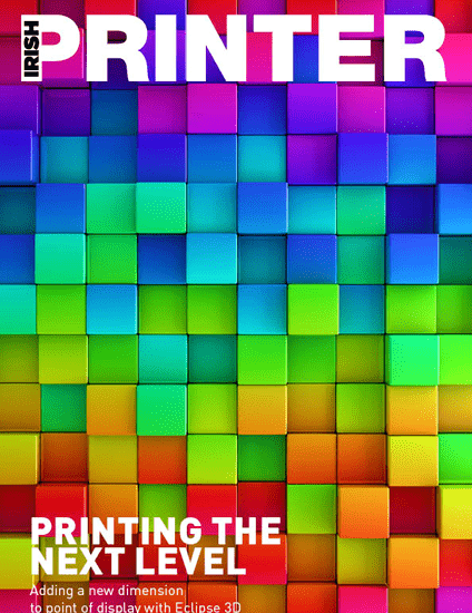 Irish Printer 2019 Issue 1 Cover