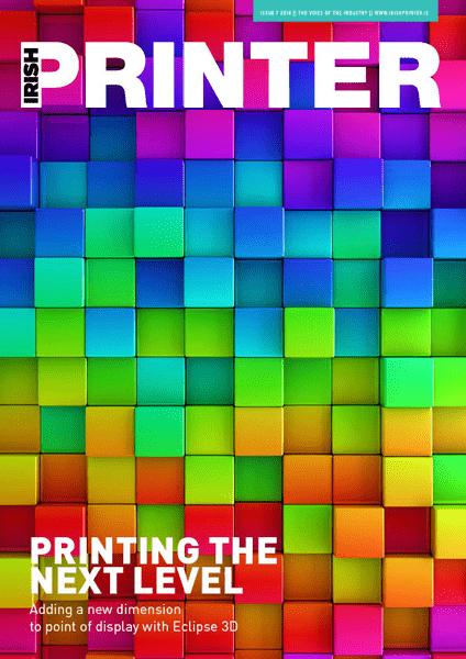 Irish Printer 2019 Issue 1 Cover