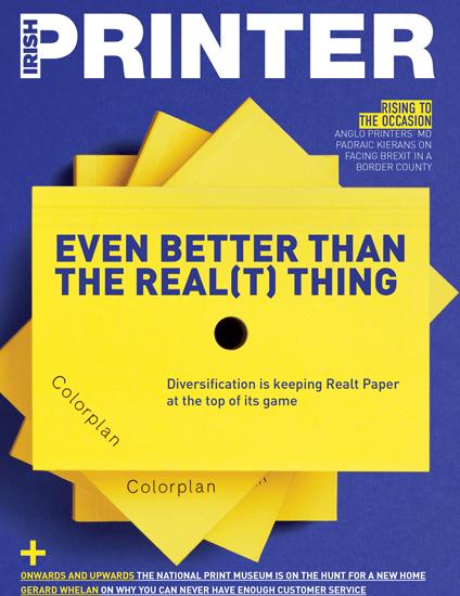 Irish Printer 2019 Issue 4 Cover