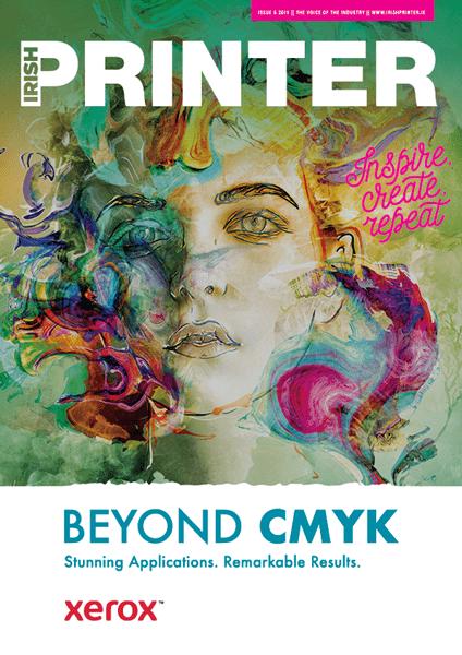 Irish Printer 2019 Issue 5 Cover