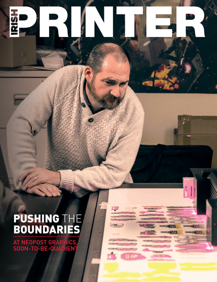 Irish Printer 2019 Issue 6 Cover