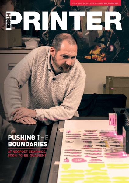 Irish Printer 2019 Issue 6 Cover