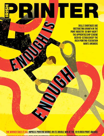 Irish Printer 2020 Issue 1 Cover