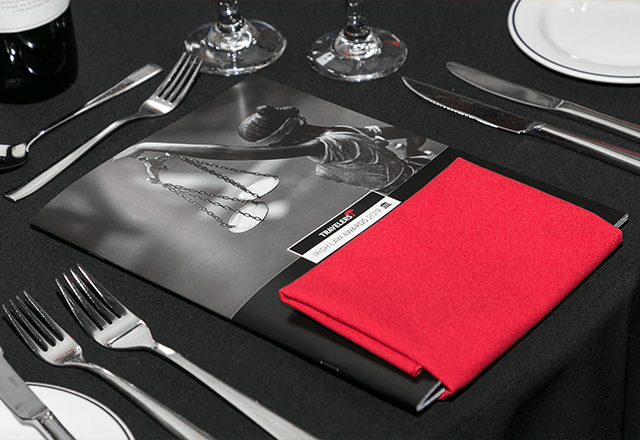 ILA 2019 Table Setting