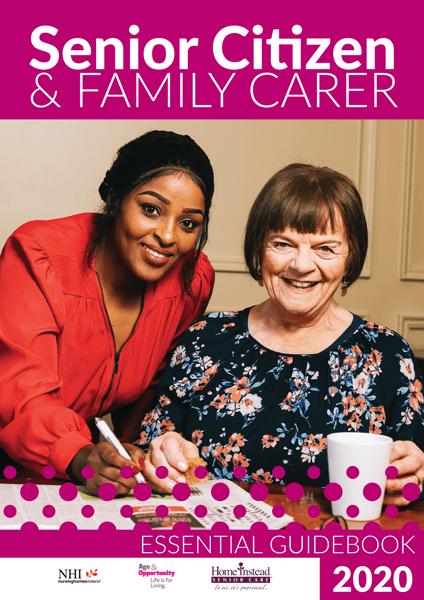Senior Citizen & Carer Guidebook 2020