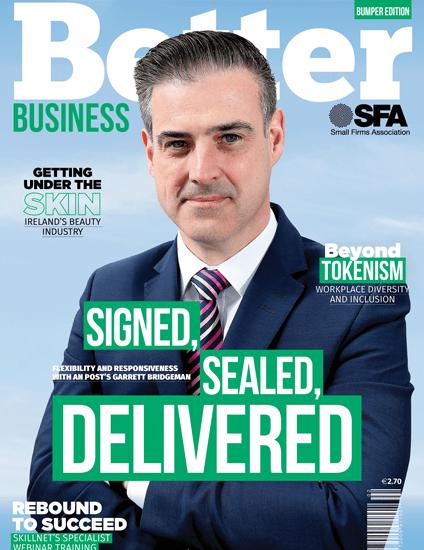 Better Business Summer 2020 Cover