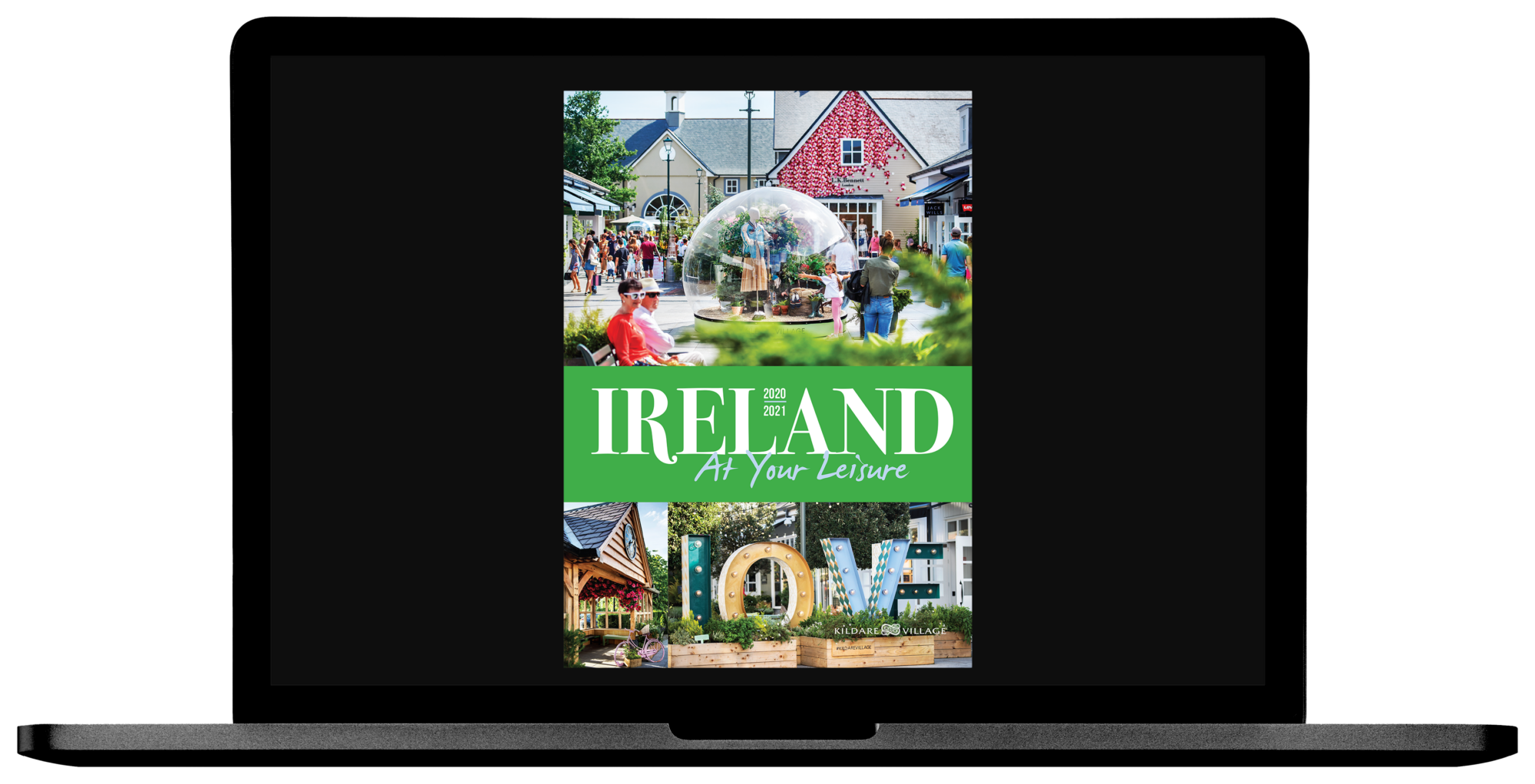 Ireland at your Leisure 2020/2021 - Laptop Spread A
