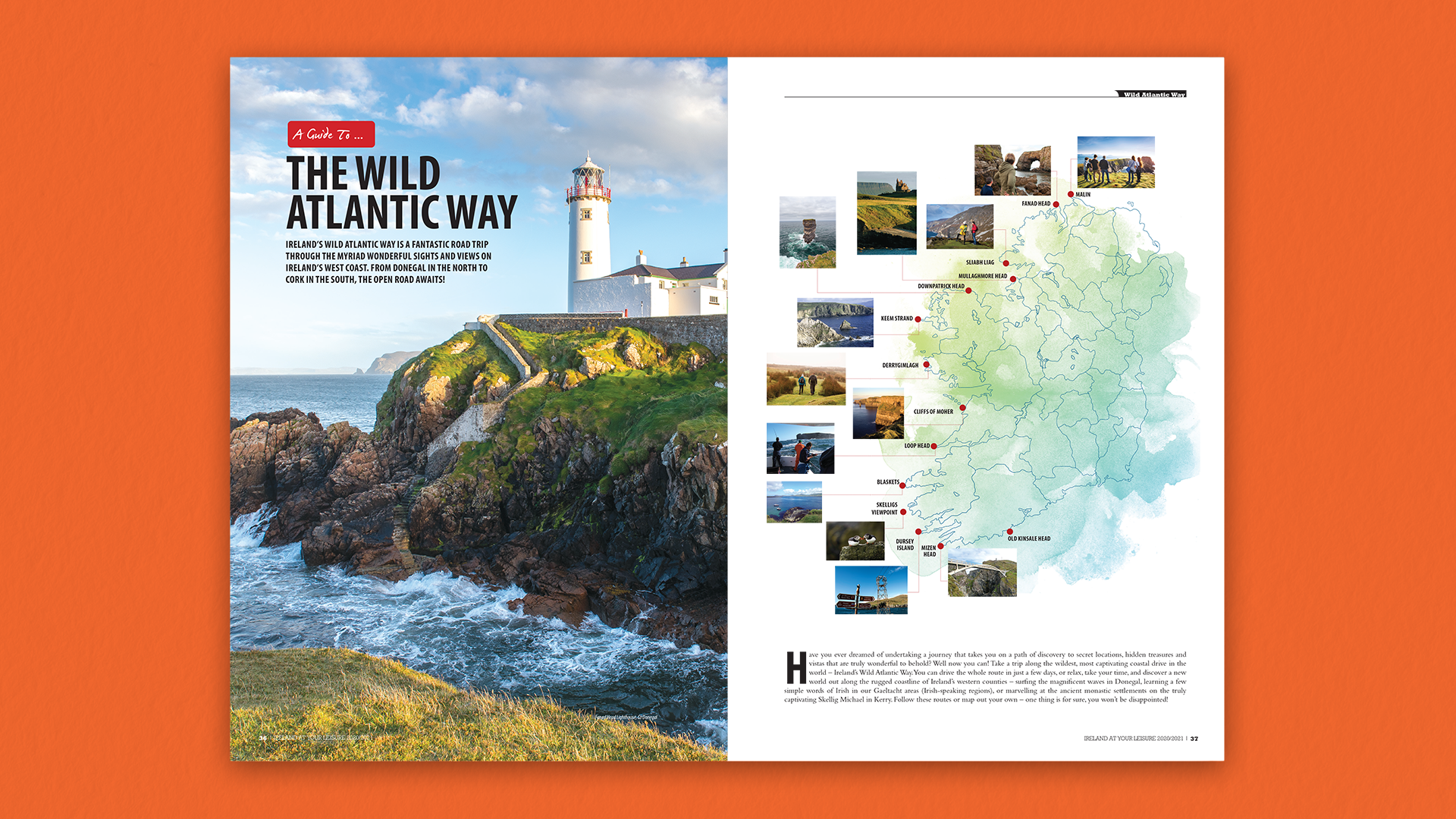 Ireland at your Leisure 2020/2021 - Main Spread B