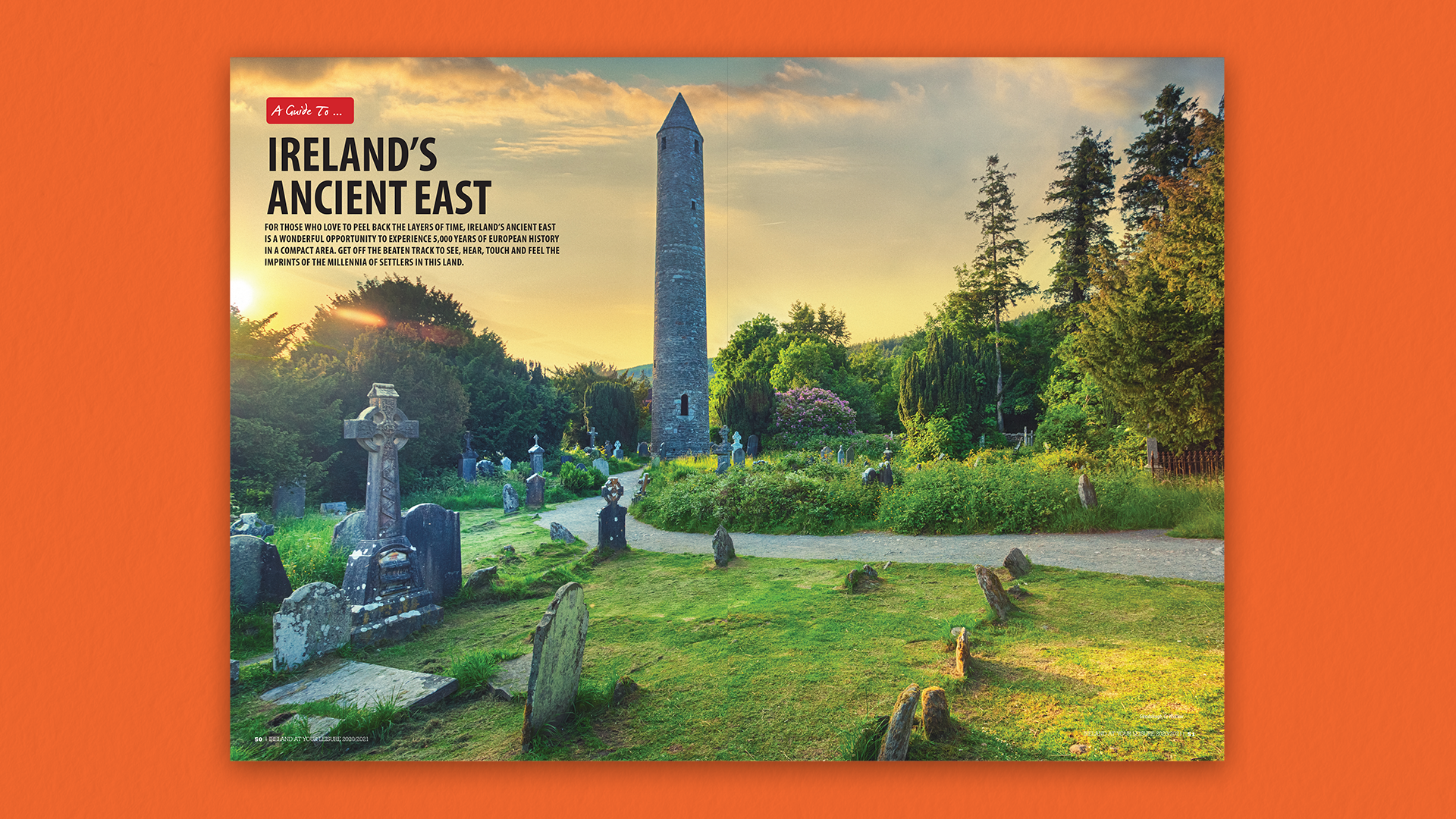 Ireland at your Leisure 2020/2021 - Main Spread C
