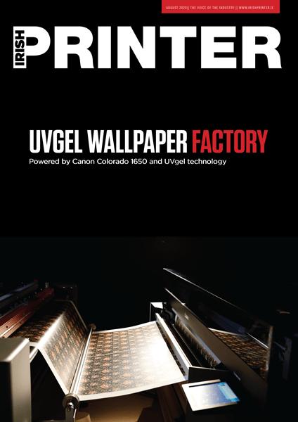 Irish Printer 2020 July/August Cover