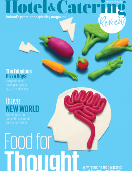Hotel & Catering Review October 2020 Cover