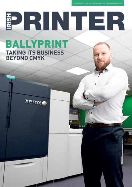 Irish Printer 2020 October Cover