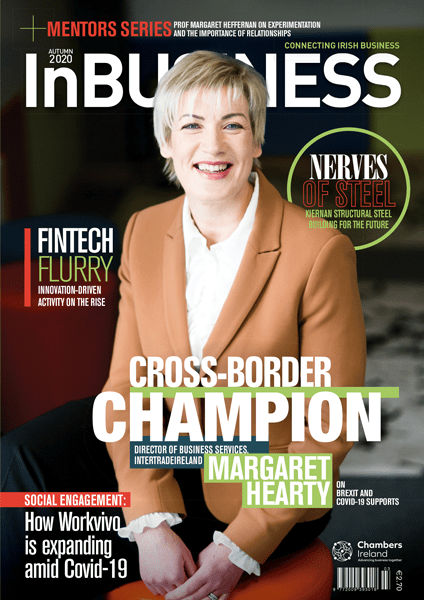 InBUSINESS Autumn 2020 Cover