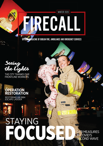 Firecall Winter 2020 Cover