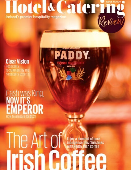 Hotel & Catering Review November 2020 Cover