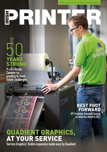Irish Printer Issue 4 2020 Cover