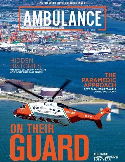 Ambulance Yearbook 2021