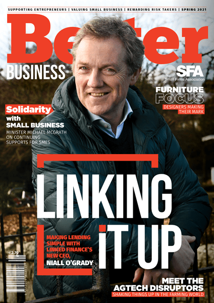 Better Business Spring 2021 Cover