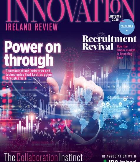 IDA Innovation Review Ireland Autumn 2020