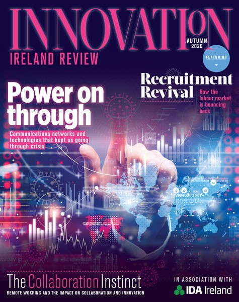 IDA Innovation Review Ireland Autumn 2020