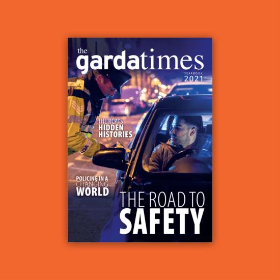 The Garda Times Yearbook 2021 Main Image