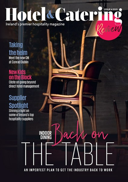 Hotel & Catering Review Issue 4 2021 Cover