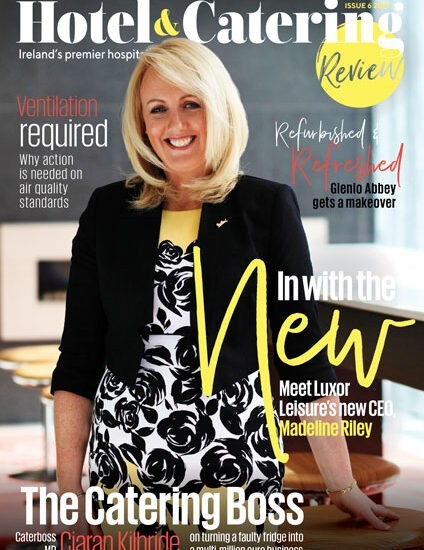 Hotel & Catering Review Issue 6 2021 Cover